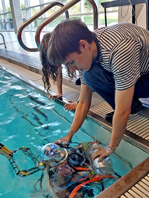 Underwater Robotics Article